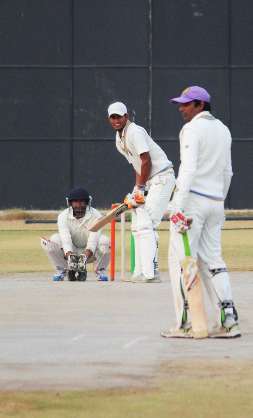 MESSAGE Rising Cup final 2014-15 at SBN Cricket ground