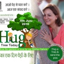 HUG a tree message 5